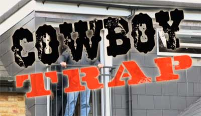 CRD were expert advisors to cowboy trap