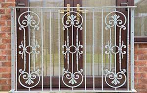 photo: Heritage juliet balcony