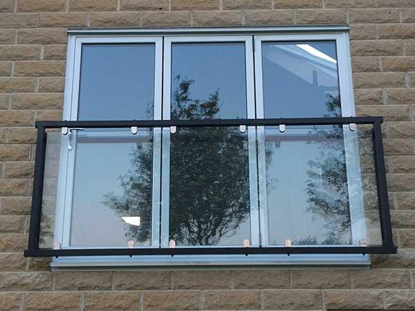 photo: Mirage glass balcony customer photo- June 2016