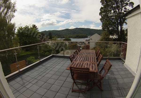 photo: Flat Roof Terrace juliet balcony