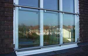 photo: Franklyn glass juliette balcony