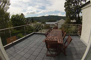 photo: flat roof balcony